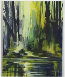 reflexion. lichtstrahl, 2010