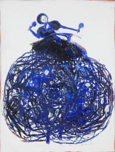 der tanz (schwarz-blau), 2013