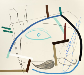 manchmal erscheinst du mir sehr abstrakt, 2011