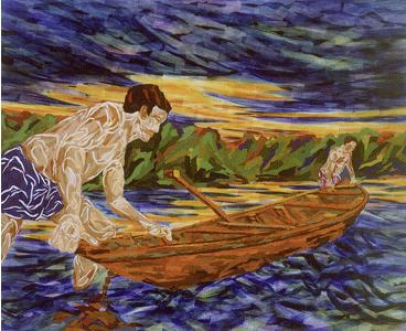 die heimkehr der fischer ins paradies ||, 2004
